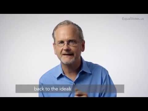 Does your vote for president really count? Lawrence Lessig explains. - YouTube