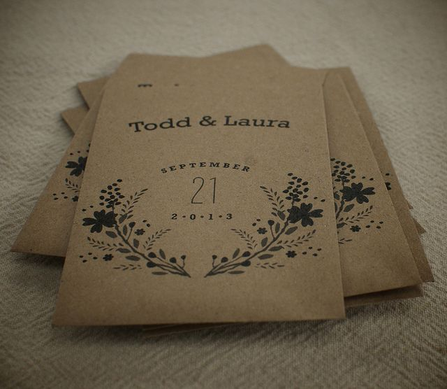 Cubit's Seed Wedding Favours 1 | Flickr - Photo Sharing!