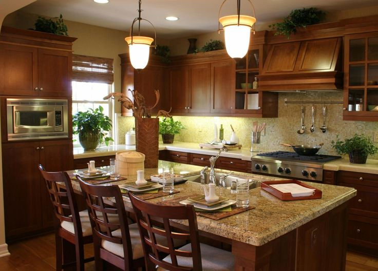 Dark Brown Kitchen With Deep Red Wood | The Best Wood Furniture, kitchen wood furniture, wood furniture for kitchen, kitchen furniture ideas, kitchen furniture diy, kitchen furniture design, kitchen furniture table