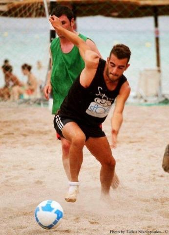 Beach Soccer @ Ypanema