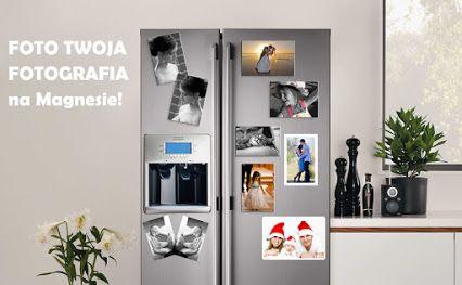 Masz dość nudnej jednobarwnej lodówki? Zmień to. Z naszymi #magnesami stworzysz swoją własną kompozycję #zdjęć na magnesie.  Zamów tutaj http://bit.ly/fotonamagnesie Monika Kuca Obrazy w drewnianych ramach – Google+