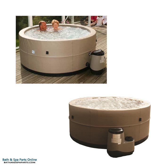 Canadian Spa Company Swift Current 5 Person Portable Spa (SC-01)