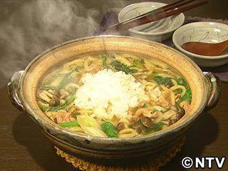 ゴツゴツの大根おろしが新鮮食感「鶏肉としめじのおろしうどん」のレシピを紹介!