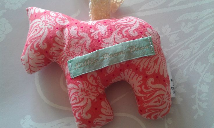 Scented little horse accessory £8.50