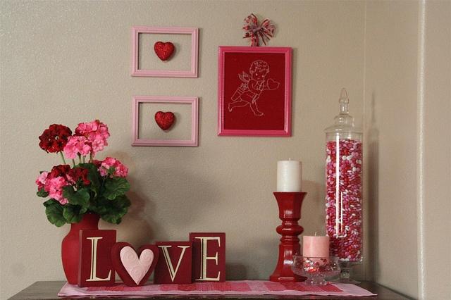 Valentine Decor by Made(by)Melissa, via Flickr