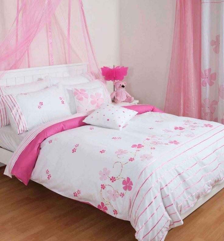 Pink Floral Bedroom - Ventasalud.com