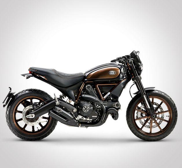 Ducati Scrambler Italia Independent