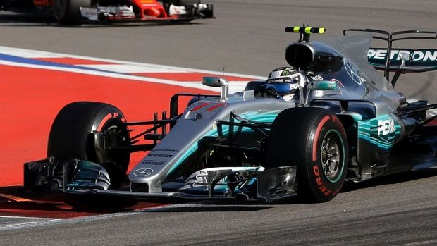 Apr.30 2017 - 21h ago Bottas wins Russian GP; Stroll 11th Valtteri Bottas Valtteri Bottas claimed his first Formula One win on Sunday after holding off a late charge from Sebastian Vettel in the Russian Grand Prix Valtteri Bottas, The Canadian Press