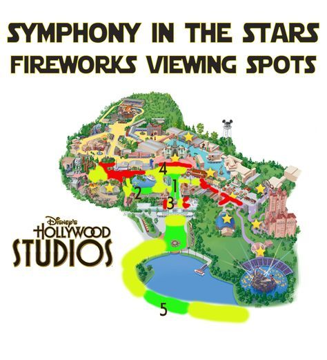 New Star Wars Fireworks coming to Disney's Hollywood Studios this summer - Wondering where to watch from?  Some great tips in this EARLIER article might help!