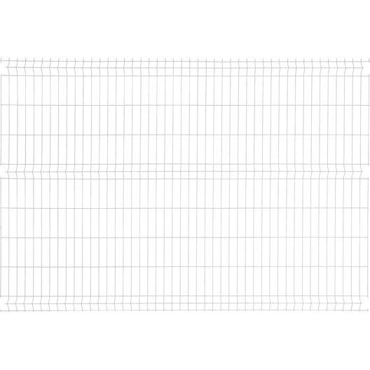 Panneau grillagé soudé NATERIAL, maille 200 x 55 mm