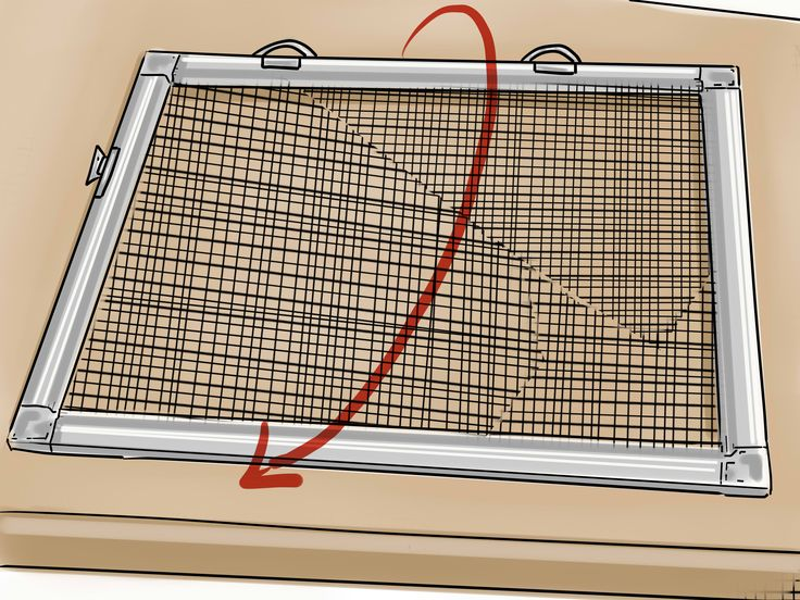 How to Make a Window Screen