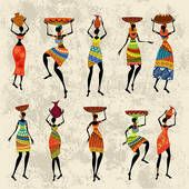 Afro Clip Art | African Clipart EPS Images. 24,156 african clip art vector ...