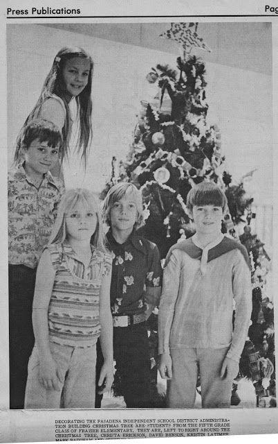 South Belt Houston Digital History Archive: 8 Days to Christmas!