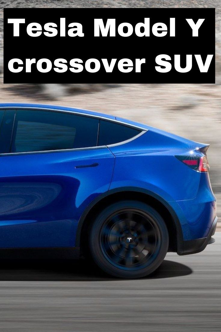 Tesla Model Y crossover SUV unveiled with $47,000 price tag – Mobiles