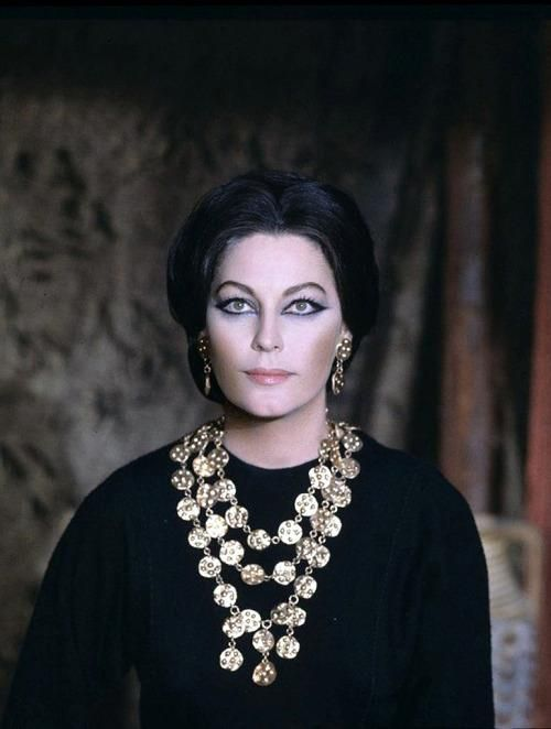 Ava in 'The Bible', 1966
