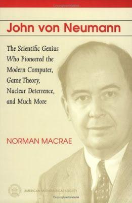 Philosophy, Politics & Economics: John von Neumann:Father of Game Theory