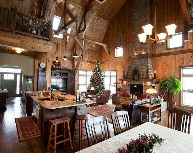 Barn House Interiors