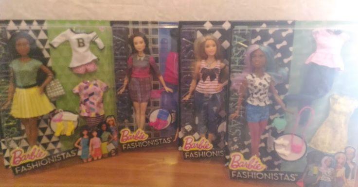 Recensioni, esperienze personali, tutorial su Barbie e le fashion doll.