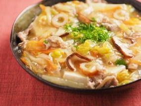 豆腐のとろとろ白菜あんかけ 、 「My Favorite BREAKFAST かんたん・おいしい朝食レシピ」 レシピブログ