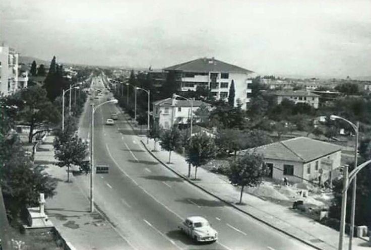 Bağdat Caddesi Selamiçeşme 1968