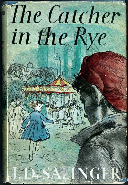 teenager problems in the catcher in the rye by jdsalinger Despite its popular success, the critical response to the catcher in the rye was  slow in  tells the story of a teenager expelled from his high school and his  journey  issues discussed in the book include: school, teachers, music, sex,  alcohol,.