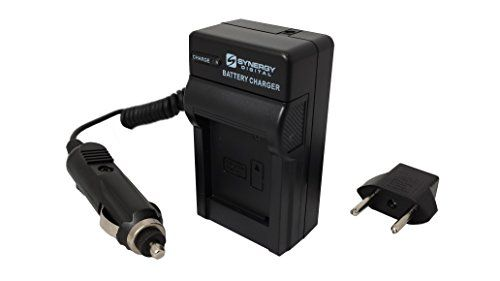 Charger works great. I purchased this charger so I can charge both batteries at the same time and look forward to using it often this winter when video taping sporting events. I would definitely recommend this charger.