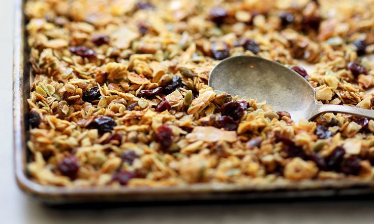 NYT Cooking: Eleven Madison Park Granola