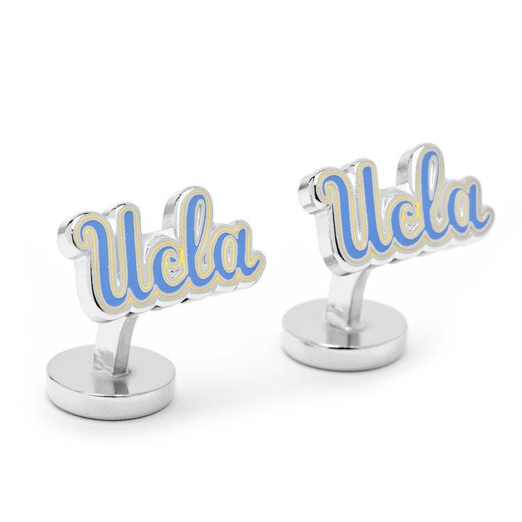 Palladium UCLA Bruins Cufflinks
