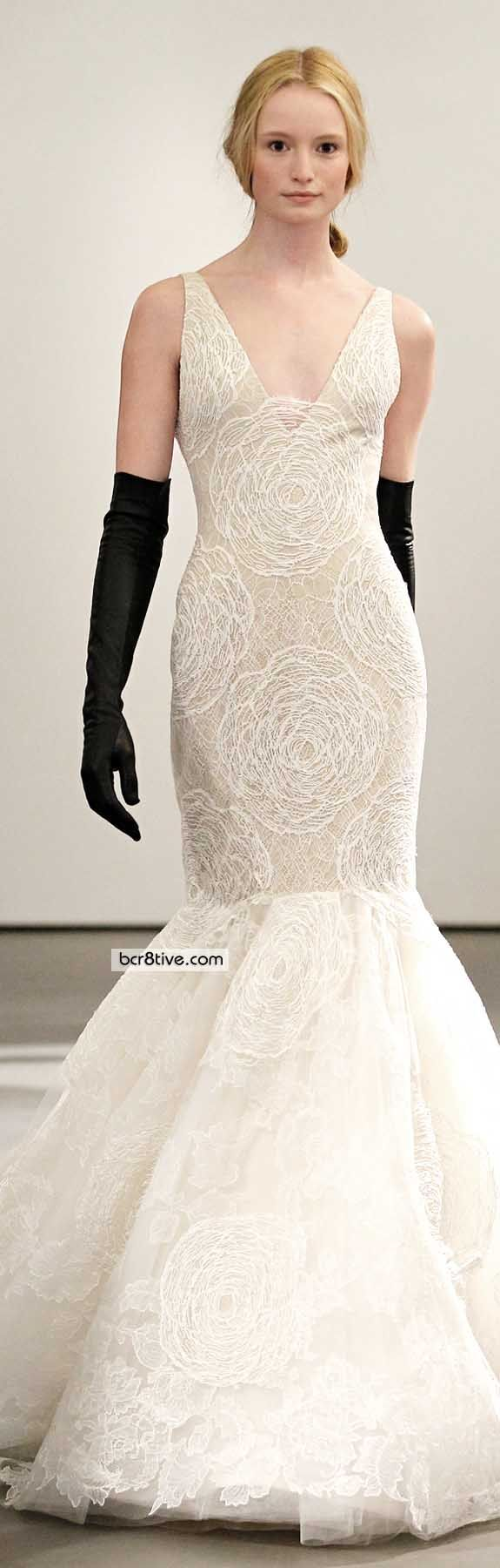 147 best Vera Wang Bridal images on Pinterest | Wedding frocks ...