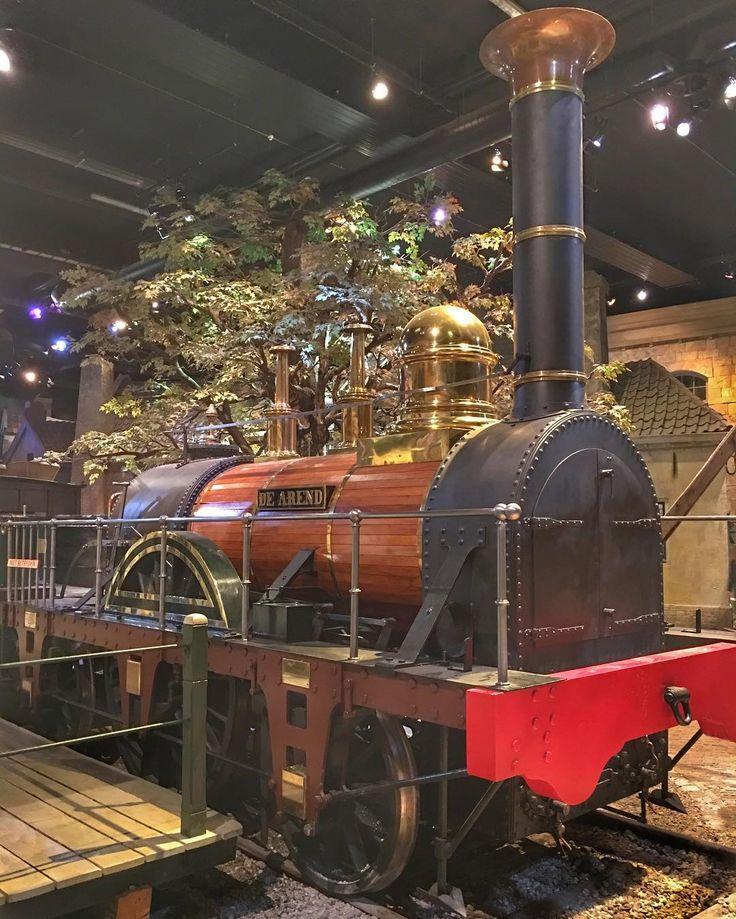 #dearend#arend#utrecht #spoorwegmuseum #train#trains#spoor#museum#trein#mazzel