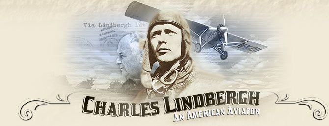 a paper on the flight of charles a lindbergh On may 21, 1927, the aviator charles a lindbergh landed his spirit of st louis near paris, completing the first solo airplane flight across the atlantic ocean lindbergh was just 25 years old when he completed the trip.