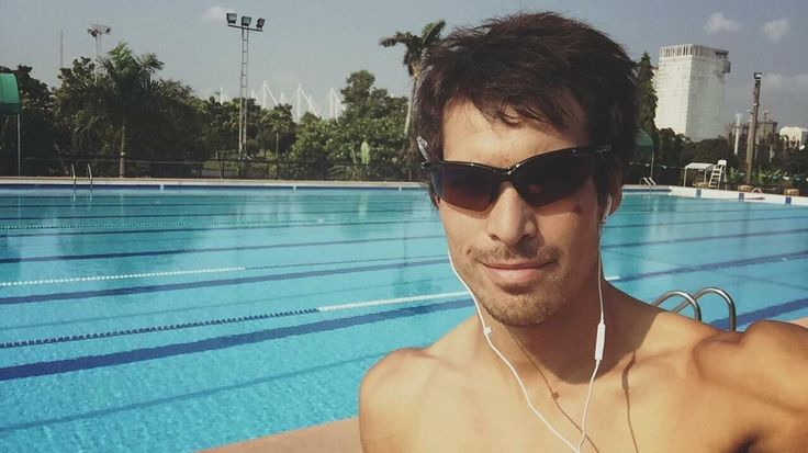 Time for work... And a haircut... And a shave... Or maybe not...  #catchthesun forever      #motivational #triathlete #triathlon #coaching #thailand #trilife #notorious #faceaction #oakleysunglasses #swimbikerun #swim #swimclass #swimfast #ironmantraining #coach #trainhard #trainerlife