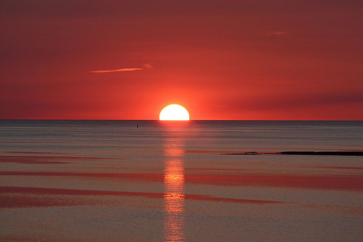Tobermory Sunset - Tobermory Ontario, Canada