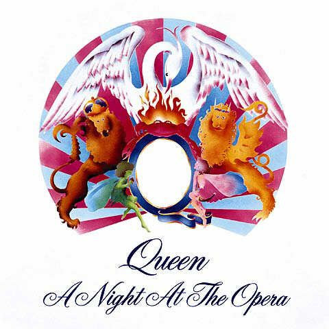 One of my favorite albums. RIP an amazing man Freddie Mercury. Another gone too soon