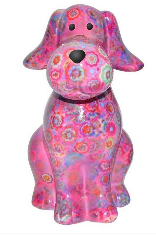 Deze roze wil ik, www.nicethingz.nl Pomme-pidou spaapot, hond Toby