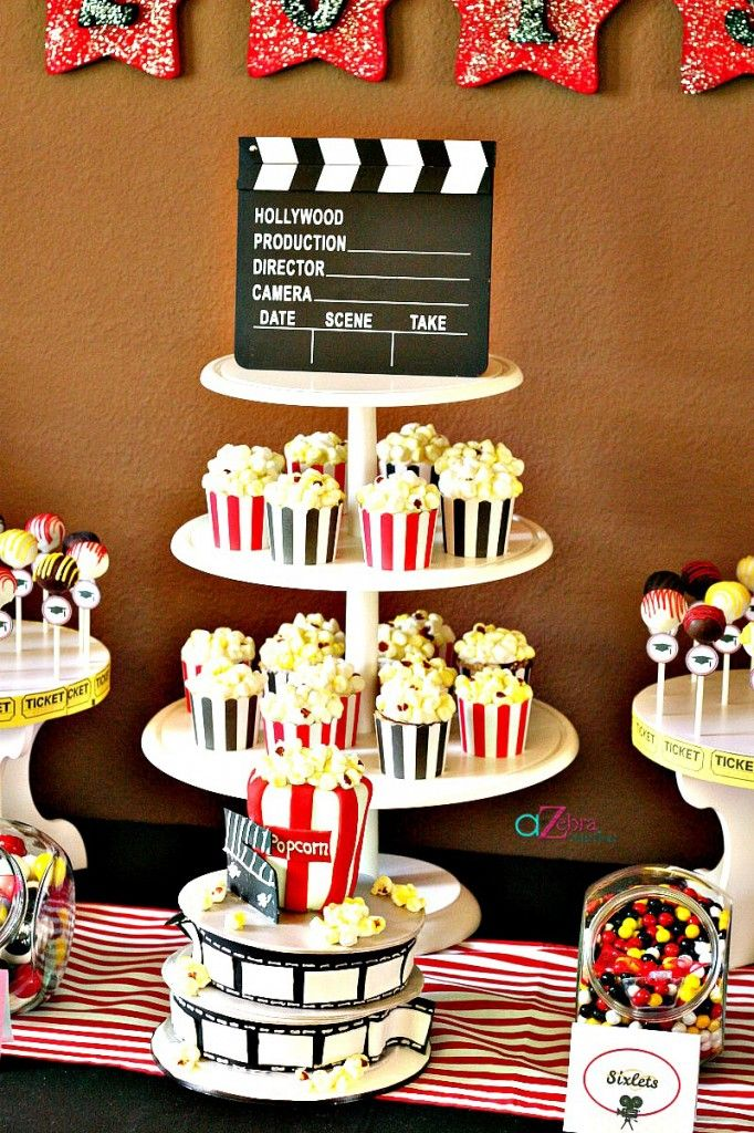 Best 25 hollywood party food ideas on pinterest for Hollywood party dekoration