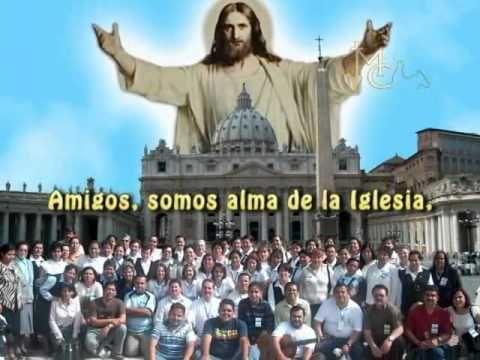 Himno Amigos de Dios