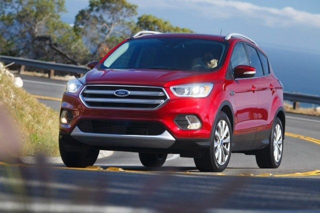 Total Overhaul All About 2020 Ford Escape Hybrid Phev Rs With Images Ford Suv Ford Escape Suv