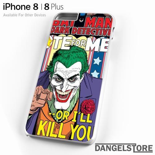 Batman DC Comic Cover 5 For iPhone 8 | 8 Plus Case