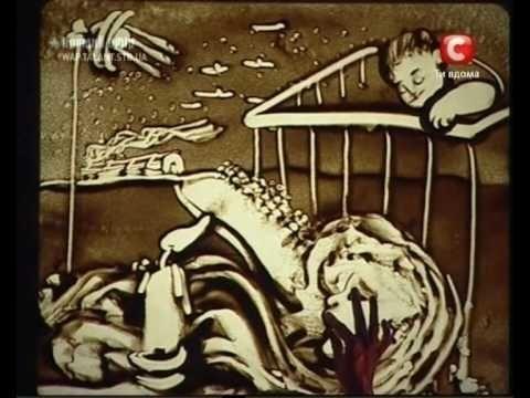 Kseniya Simonova - Sand Animation (Україна має талант / Ukraine's Got Ta...