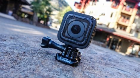 Hands-on review: UPDATED: GoPro Hero5 Session