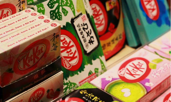 6 Japanese Kit Kat Flavors We Need in America