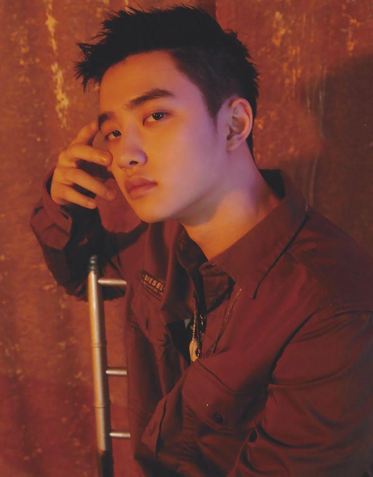 #Kyungsoo #EXO #Lotto