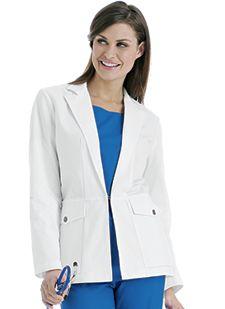 Lab Coats 8404 Ladies Lab Coat