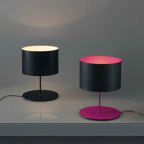 Lampe de table / contemporaine / en fibre de carbone MINI HALFMOON by Enrico Franzolini & Vicente Garcia Jimenez ATRIUM CONCEPT