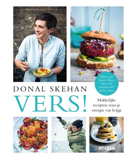 Familie kookboeken tips VERS Donal Skehan Foodblog Foodinista
