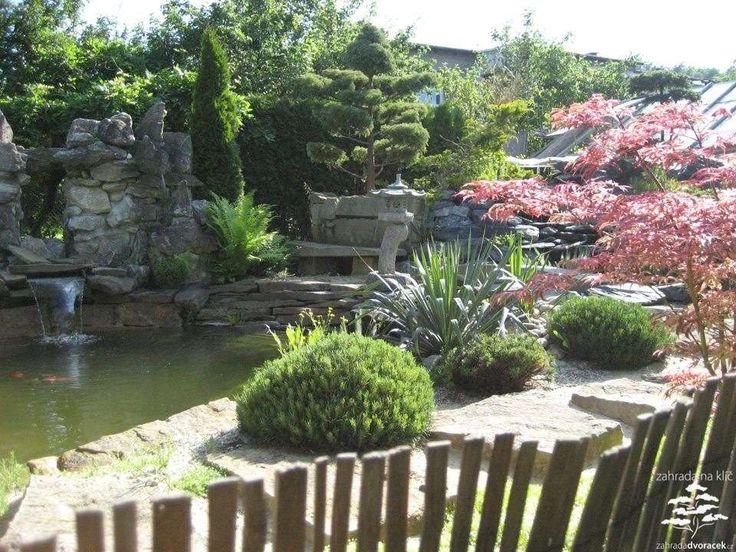 Zenové zahrady, fotogalerie i inspirace - Dvořáček