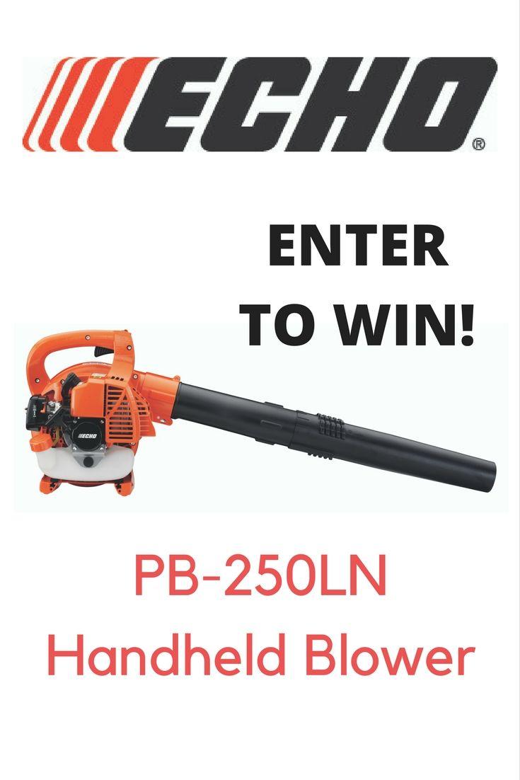 Best 25 4 stroke chainsaw ideas on pinterest engine repair echo pb 250ln handheld blower giveaway fandeluxe Gallery
