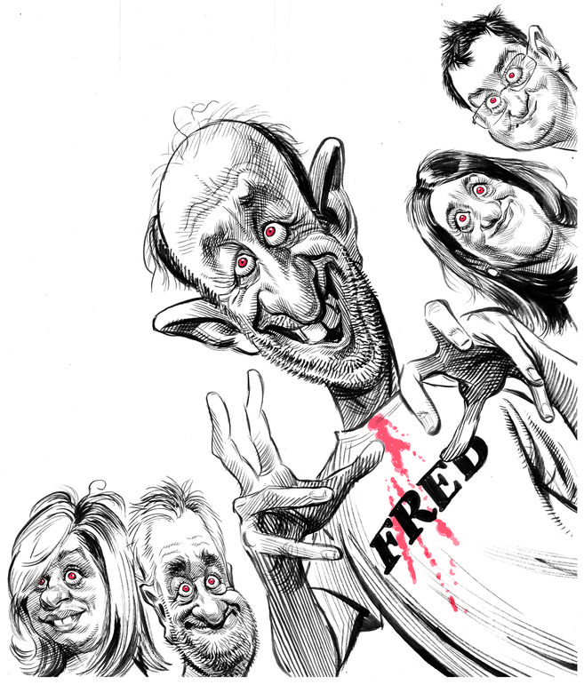 The Walking Fred | ELMUNDO.es