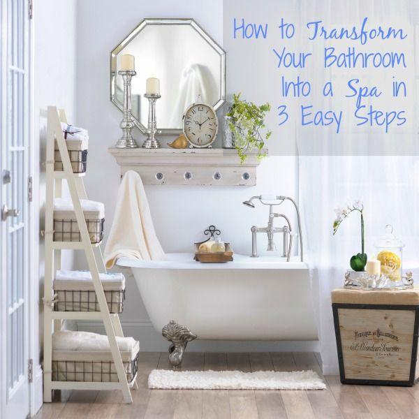Pinterest the world s catalog of ideas for Bathroom decor kirklands